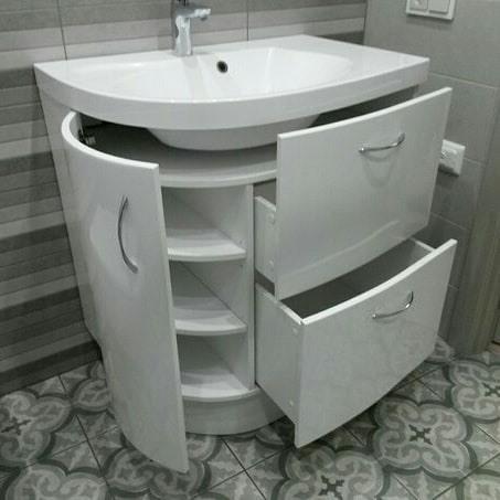 Мебель для ванной комнаты-Мебель для ванной «Модель 33»-фото1