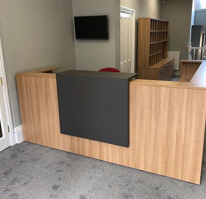Офисная мебель-Офисная мебель «Модель 136»-фото1