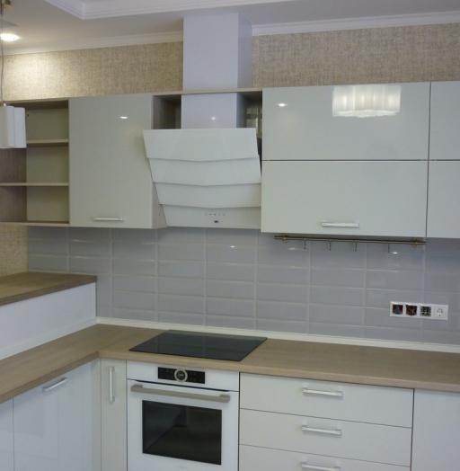 -Кухня из пластика «Модель 319»-фото17