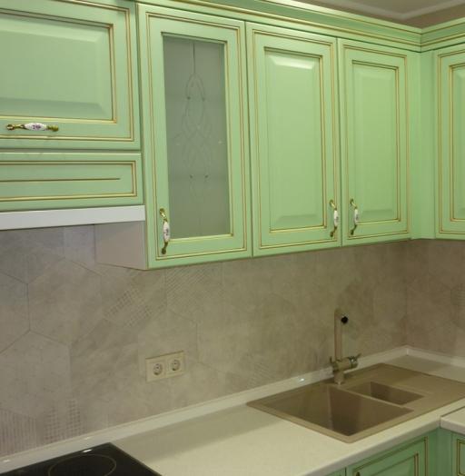 -Кухня МДФ в ПВХ «Модель 326»-фото21