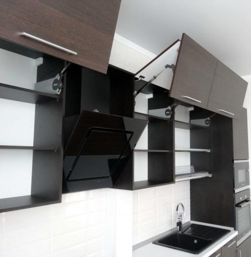 -Кухня из пластика «Модель 188»-фото30