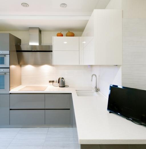 -Кухня из акрила «Модель 411»-фото12