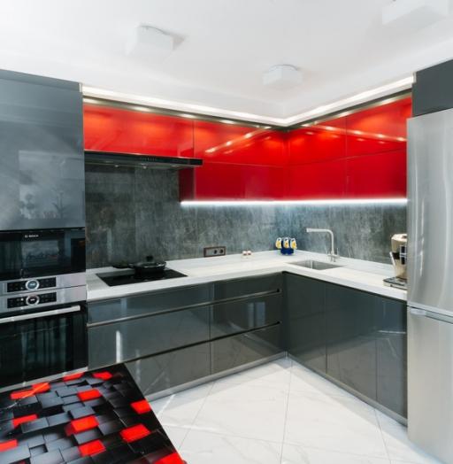 -Кухня из ЛДСП «Модель 414»-фото20