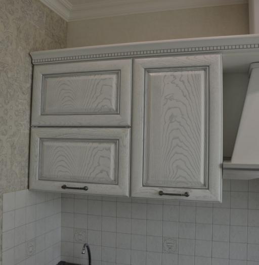 -Кухня их массива «Модель 427»-фото11