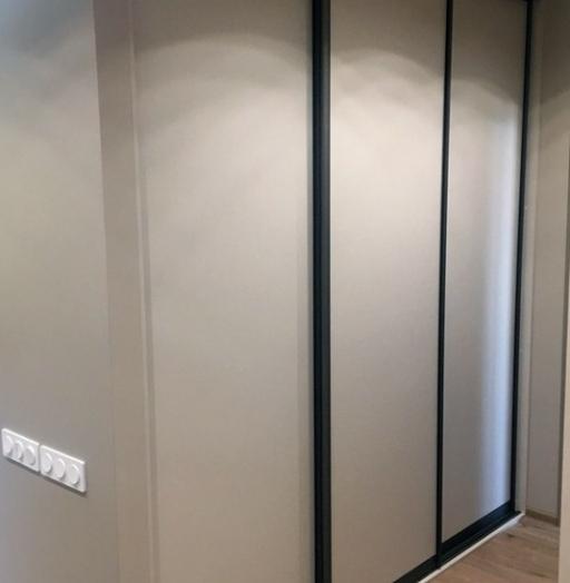 Встроенные шкафы-купе-Шкаф-купе из ДСП «Модель 238»-фото3