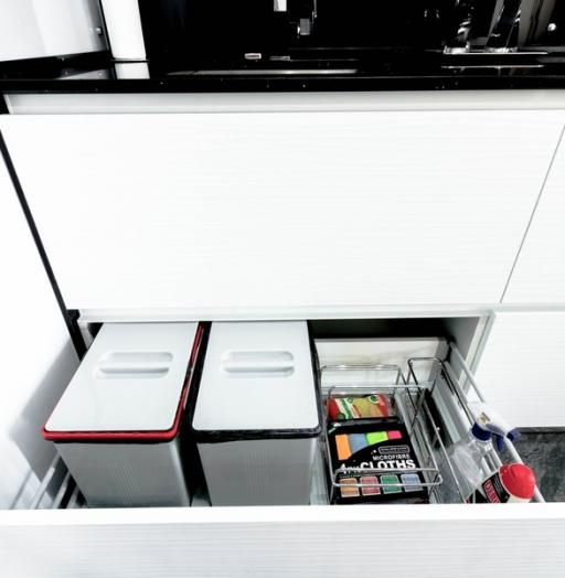 -Кухня из пластика «Модель 343»-фото7