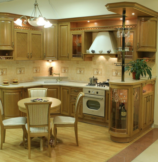 -Кухня из массива «Модель 127»-фото29