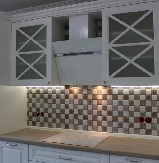 -Кухня МДФ в ПВХ «Модель 82»-фото23