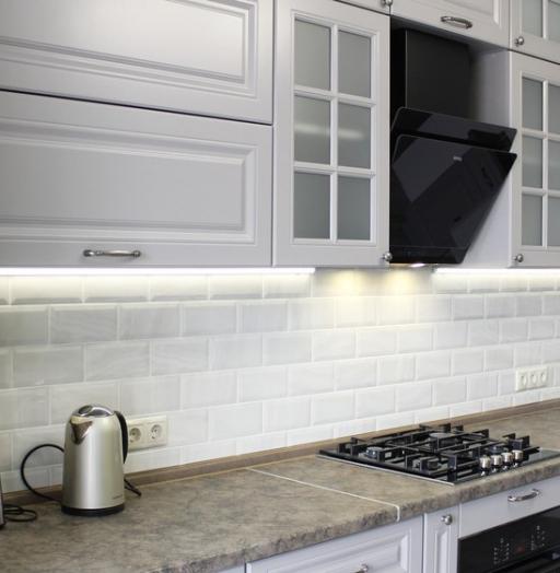 -Кухня МДФ в ПВХ «Модель 183»-фото16