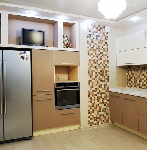 -Кухня из акрила «Модель 298»-фото18