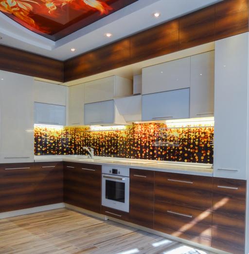 -Кухня из акрила «Модель 299»-фото16