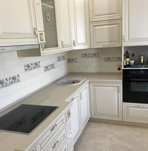 -Кухня МДФ в ПВХ «Модель 535»-фото22