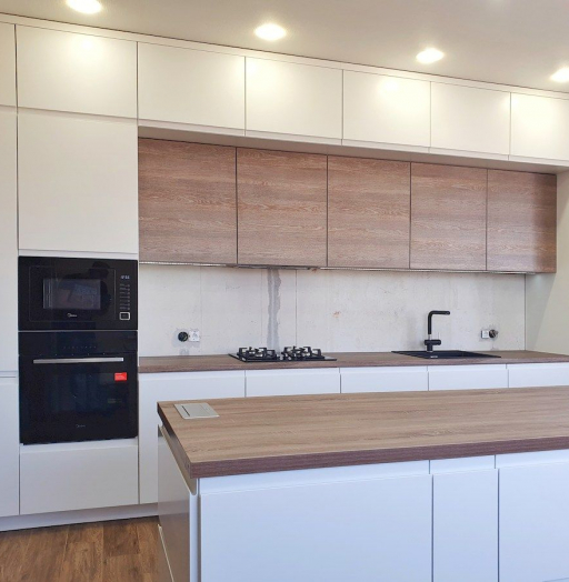 -Кухня МДФ в эмали «Модель 545»-фото27