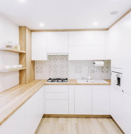 -Кухня МДФ в эмали «Модель 614»-фото23